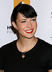 BEVERLY HILLS, CA. - October 27: Writer Diablo Cody arrives at the 12th Annual Hollywood Film Festival Awards Gala at the Beverly Hilton Hotel on October 27, 2008 in Beverly Hills, California.