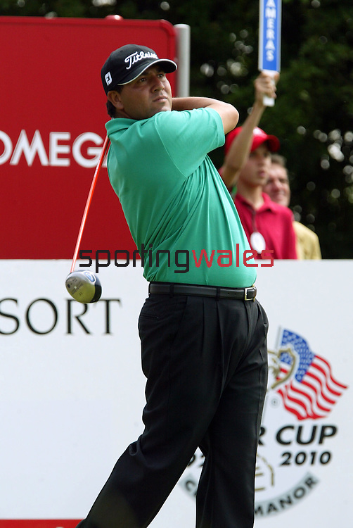 Ricardo Gonzalez.The Celtic Manor Resort Wales Open 2003..©Steve Pope.Sportingwales.com.07798 83 00 89