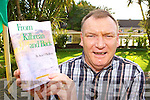 Killarney author Sean O'Sullivan with his new book From Kilbrean and Back     Copyright Kerry's Eye 2008