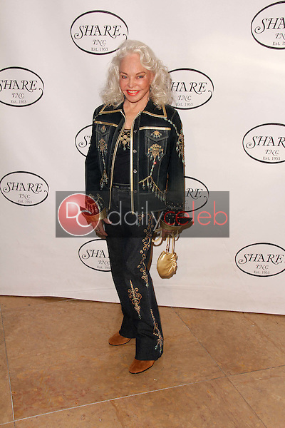 """Lois Aldrin<br /> at the SHARE 60th Annual """"Denim & Diamonds"""" Boomtown Event, Beverly Hilton Hotel, Beverly Hills, CA 05-11-13<br /> David Edwards/Dailyceleb.com 818-249-4998"""