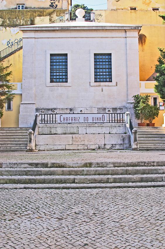chafariz do vinho restaurant bairro alto lisbon portugal