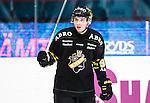 Stockholm 2015-09-30 Ishockey Hockeyallsvenskan AIK - Leksands IF :  <br /> AIK:s Robin Kovacs under matchen mellan AIK och Leksands IF <br /> (Foto: Kenta J&ouml;nsson) Nyckelord:  AIK Gnaget Hockeyallsvenskan Allsvenskan Hovet Johanneshov Isstadion Leksand LIF portr&auml;tt portrait