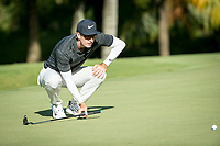 Dylan Frittelli (RSA) during the 1st round of the AfrAsia Bank Mauritius Open, Four Seasons Golf Club Mauritius at Anahita, Beau Champ, Mauritius. 29/11/2018<br /> Picture: Golffile | Mark Sampson<br /> <br /> <br /> All photo usage must carry mandatory copyright credit (&copy; Golffile | Mark Sampson)