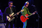 FORT LAUDERDALE, FL - NOVEMBER 07: Richard Page and Todd Rundgren of Ringo Starr & His All-Starr Band perform at The Parker Playhouse on November 7, 2017 in Fort Lauderdale Florida. Credit Larry Marano © 2017