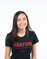 Stanford, Ca - October 10, 2017: The 2017-2018 Stanford Cardinal Athletics Staff