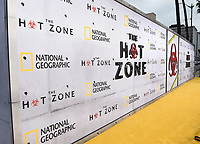 "BEVERLY HILLS - MAY 9: L.A. premiere of National Geographic's 3-Night Limited Series ""The Hot Zone"" at the Samuel Goldwyn Theater on May 9, 2019 in Beverly Hills, California. The Hot Zone premieres Monday, May 27, 9/8c. (Photo by Frank Micelotta/National Geographic/PictureGroup)"