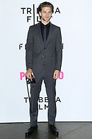 "LOS ANGELES, CA, USA - MAY 05: Keegan Allen at the Los Angeles Premiere Of Tribeca Film's ""Palo Alto"" held at the Directors Guild of America on May 5, 2014 in Los Angeles, California, United States. (Photo by Celebrity Monitor)"