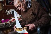 Mlinar-boat maker in Stari Grad