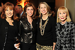 From left: Vicki West, Judith Oudt, Susan Hansen and Diane Lokey Farb at the Heart Ball kickoff party at the Hotel ZaZa Wednesday Jan. 13,2010.(Dave Rossman/For the Chronicle)