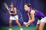 Sac. St. v. UW Women's Tennis 2/12/12