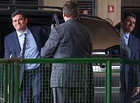 BRASILIA, DF, 20.11.2018 - BOLSONARO-CCBB-   Sérgio Moro, provável futuro ministro da Justiça, em sua chegada ao CCBB, onde ocorre a transição do Governo, nesta terça, 20.(Foto:Ed Ferreira / Brazil Photo Press)