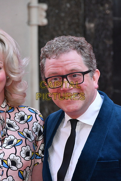 LONDON, ENGLAND - MARCH 15: Jon Culshaw at the Prince's Trust and Samsung Celebrate Success Awards 2017, The London Palladium, Argyll Street, London, England, UK, on Wednesday 15 March 2017.<br /> CAP/JOR<br /> &copy;JOR/Capital Pictures