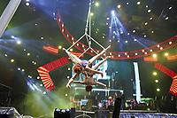 """Recife - PE, 21/02/2020 - Reife (PE), 21/02/2020 - Carvanal-Recife - Abertura do Carnaval no Marco Zero do Recife, nesta sexta-feira (21), o tema deste ano e o """"O universo do circo, a crianca e a cultura popular"""".. Foto: Pedro de Paula/Codigo 19 (Foto: Pedro De Paula/Codigo 19/Codigo 19)"""