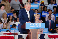 Al Gore speaks at Hillary Clinton Miami Rally, October 11, 2016