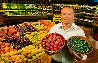 07/01/09 - New Bloom Department Mangers for the new Huntersville, North Carolina Store location. Patrick Schneider Photo.Com