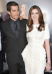 Anne Hathaway and Jake Gyllenhaal attends the AFI Fest 2010 Opening Gala - Love & Other Drugs World Premiere held at The Grauman's Chinese Theatre in Hollywood, California on November 04,2010                                                                               © 2010 Hollywood Press Agency