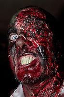 31/10/10 Zombie walk