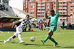 En compromiso que abrió la fecha 11 de la Liga Colombiana, disputado este sábado por la tarde en el estadio La Independencia de Tunja, Equidad dio vuelta a un marcador en contra y se impuso 2 – 1 ante Chicó FC en condición de visitante.