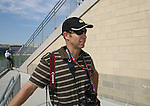 08 September 2007: U.S. National Team photographer John Todd. The Brazil Men's National Team practiced at Toyota Park in Bridgeview, Illinois.