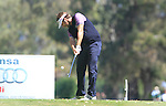 Jose Manuel Lara (ESP) tees off on the 3rd tee during the Final Day Sunday of the Open de Andalucia de Golf at Parador Golf Club Malaga 27th March 2011. (Photo Eoin Clarke/Golffile 2011)