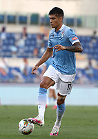 Football, Serie A: S.S. Lazio - Brescia, Olympic stadium, Rome, July 29, 2020. <br /> Lazio's Carlos Joaquin Correa in action during the Italian Serie A football match between S.S. Lazio and Brescia at Rome's Olympic stadium, Rome, on July 29, 2020. <br /> UPDATE IMAGES PRESS/Isabella Bonotto