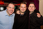 Ciaran Higgins, Paul Sarsfield and Patrick Maguire in Barroco.<br /> Picture: Shane Maguire / Newsfile.ie