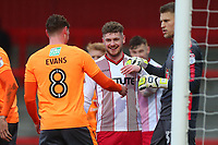 Ben Kennedy of Stevenage during Stevenage vs Reading, Emirates FA Cup Football at the Lamex Stadium on 6th January 2018