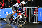 Michael Matthews (AUS) Team Sunweb in action during Stage 1, a 14km individual time trial around Dusseldorf, of the 104th edition of the Tour de France 2017, Dusseldorf, Germany. 1st July 2017.<br /> Picture: Eoin Clarke | Cyclefile<br /> <br /> <br /> All photos usage must carry mandatory copyright credit (&copy; Cyclefile | Eoin Clarke)