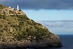 Faro des Cap Gros, Port de Soller, Mallorca