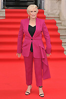 Glenn Close at the &quot;The Wife&quot; Film4 Summer Screen opening gala &amp; launch party, Somerset House, The Strand, London, England, UK, on Thursday 09 August 2018.<br /> CAP/CAN<br /> &copy;CAN/Capital Pictures