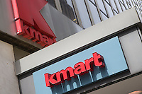 A Kmart store is pictured in the New York City borough of Manhattan, NY, Monday May 12, 2014.