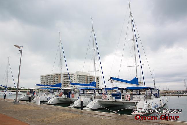Three Catamarans, Marina Varadero