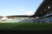 Innenraum von Windsor Park - 09.09.2019: Nordirland vs. Deutschland, Windsor Park Belfast, EM-Qualifikation DISCLAIMER: DFB regulations prohibit any use of photographs as image sequences and/or quasi-video.