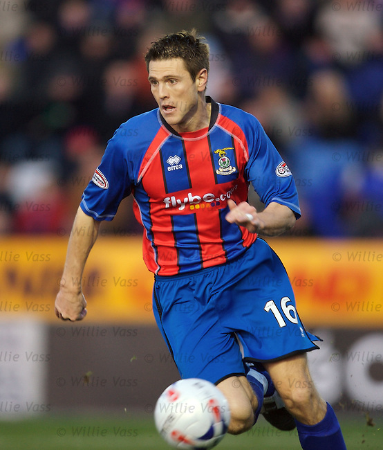 Richard Hastings, Inverness Caledonian Thistle