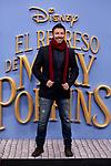 Inaki Urrutia attends to Mary Poppins Returns film premiere at Kinepolis in Pozuelo de Alarcon, Spain. December 11, 2018. (ALTERPHOTOS/A. Perez Meca)