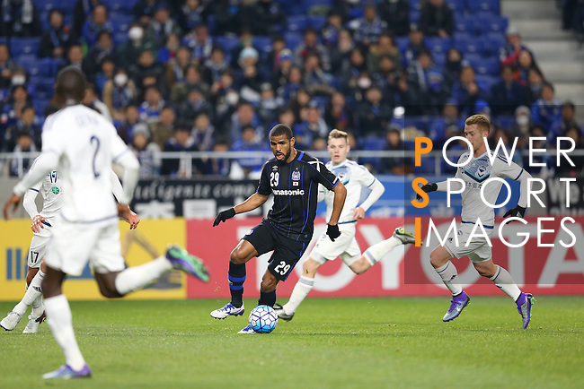 GAMBA OSAKA (JPN) vs MELBOURNE VICTORY (AUS) during the 2016 AFC Champions League Group G Match Day 2 match on 02 March 2016 at the Suita City Football Stadium in Suita, Japan. Photo by Stringer / Lagardere Sports