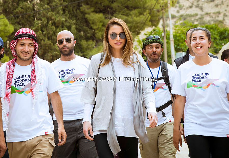 01.05.2017; Amman, Jordan: QUEEN RANIA<br />