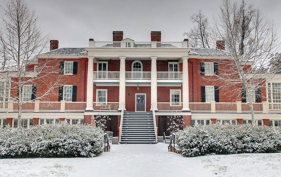 The Miller Center at the University of Virginia.
