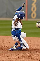 SAN ANTONIO, TX - FEBRUARY 9, 2018: The University of Seton Hall Pirates fall to the Texas A&M University-Corpus Christi Islanders 3-2 at Roadrunner Field. (Photo by Jeff Huehn)