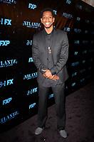 "ATLANTA, GA - FEBRUARY 26: Marcus Jenkins attends a screening of FX's ""Atlanta, Robbin' Season"" at Starlight Six Drive In on February 26, 2018 in Atlanta, Georgia.(Photo by Tonya Wise/FX/PictureGroup)"
