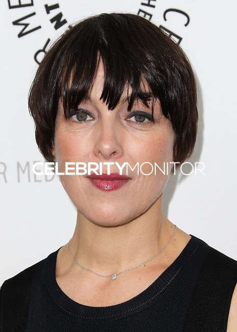 BEVERLY HILLS, CA, USA - JULY 09: Olivia Williams at The Paley Center For Media's An Evening With WGN America's 'Manhattan' held at The Paley Center for Media on July 9, 2014 in Beverly Hills, California, United States. (Photo by Xavier Collin/Celebrity Monitor)