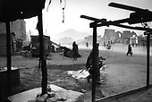 Kabul, Afghanistan<br /> November 19, 2001<br /> <br /> Morning on a main city street.