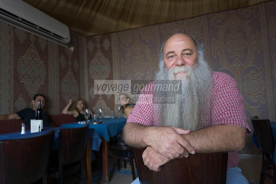 "Asie/Israël/Galilée/Saint-Jean-d'Acre: Uri Yirmias du Restaurant ""Uri Buri """