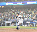 Nobuhiro Matsuda (JPN),<br /> MARCH 21, 2017 - WBC :<br /> Nobuhiro Matsuda of Japan bats during the 2017 World Baseball Classic Semifinal game between United States 2-1 Japan at Dodger Stadium in Los Angeles, California, United States. (Photo by AFLO)