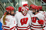 March 12, 2016: Mercyhurst vs WIsconsin