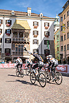 German Team training ride before the 2018 UCI Road World Championships, Innsbruck-Tirol, Austria 2018. 26th September 2018.<br /> Picture: Innsbruck-Tirol 2018 | Cyclefile<br /> <br /> <br /> All photos usage must carry mandatory copyright credit (&copy; Cyclefile | Innsbruck-Tirol 2018)
