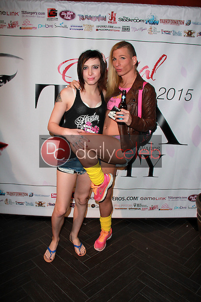 Ada Black, Jamie French<br /> at the 2015 Transgender Erotica Awards Official After Party, Bardot, Hollywood, CA 02-16-15<br /> David Edwards/DailyCeleb.Com 818-249-4998