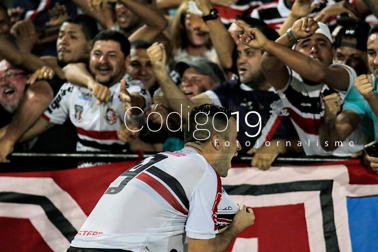 Recife, PE, 20/02/19 - Santa Cruz Vs Náutico - Partida válida pela 2° fase da Copa do Brasil nesta quarta-feira(20) no Arruda. (Rafael Vieira/Codigo19).