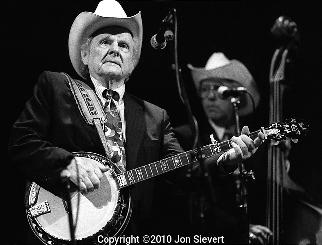 Ralph Stanley, April 1994, Great American Music Hall, San Francisco