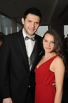 Angelica and Kostas Papanikolaou at the Memorial Hermann Circle of Life Gala at the Hilton Americas Hotel Saturday April 11, 2015.(Dave Rossman photo)